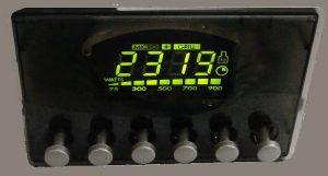 تایمر دیجیتال اجاق گاز